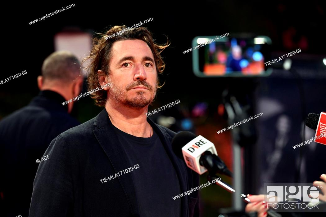 Stock Photo: Alex Infascelli during the 15th Rome Film Festival on October 17, 2020 in Rome, Italy.