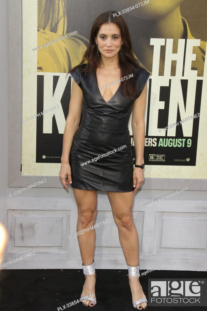 "Stock Photo: Barbara Lombardo at Warner Bros. Pictures' """"The Kitchen"""" Premiere held at the TCL Chinese Theatre, Los Angeles, CA, August 5, 2019."