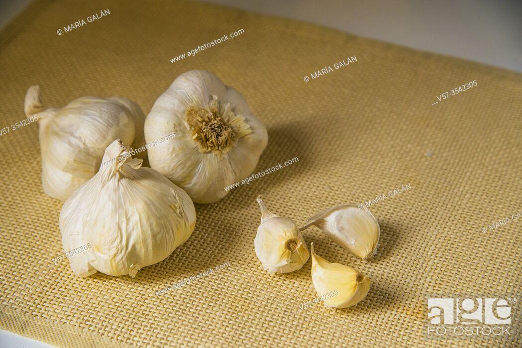 Imagen: Garlic.