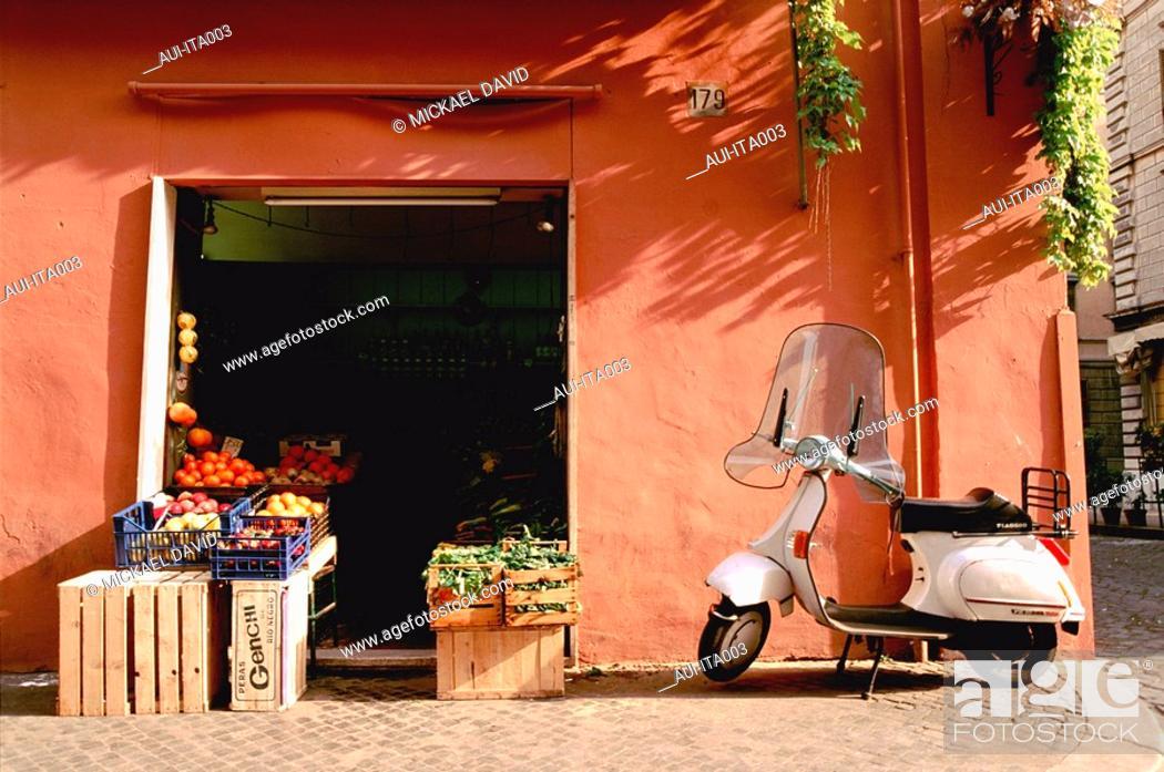 Stock Photo: Italy - Latium - Roma.
