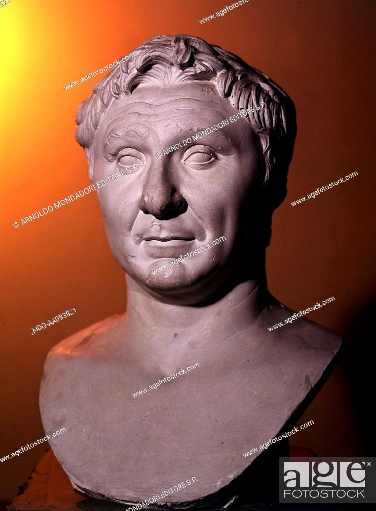 Imagen: Pompey's Head (Testa di Pompeo), after 1st Century BC.