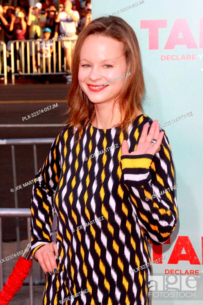 Thora Birch At The Warner Bros Pictures Premiere Of Tammy