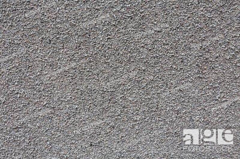 Stock Photo: Gray small granite stone floor background.