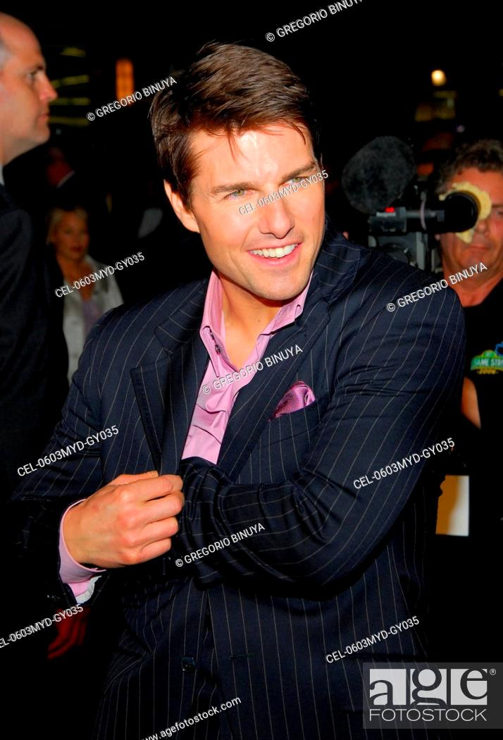 Tom Cruise at arrivals for MISSION IMPOSSIBLE III Premiere, The