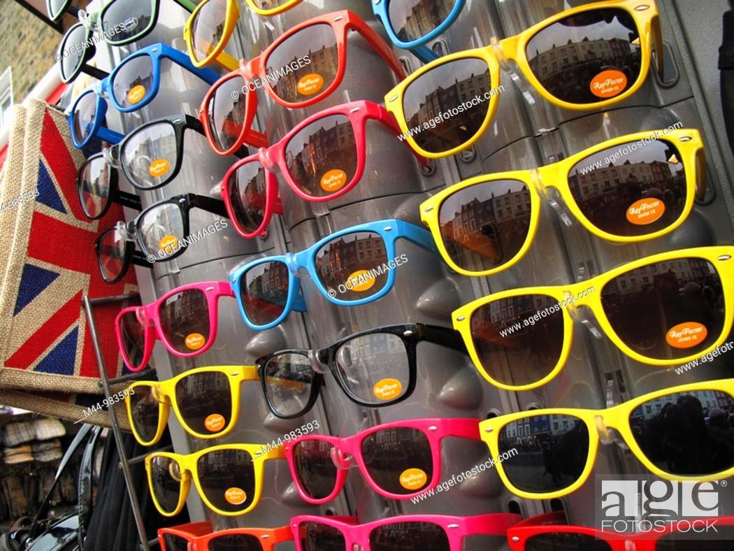 Stock Photo: Camden Town, London, England, UK.