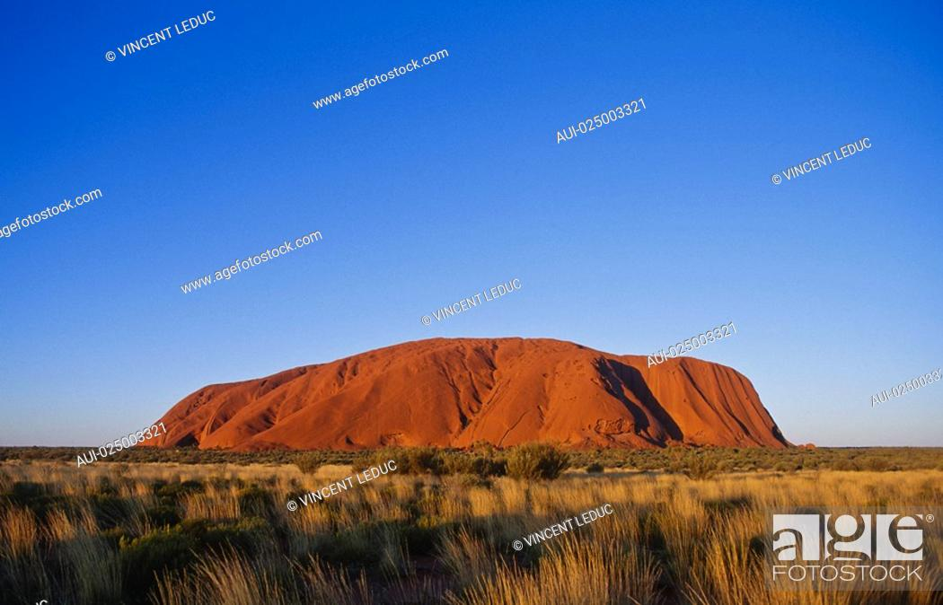 Stock Photo: North - Ayers Rock.