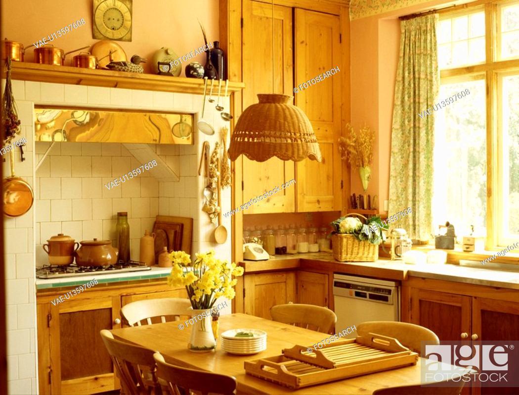Stock Photo: Kitchen.