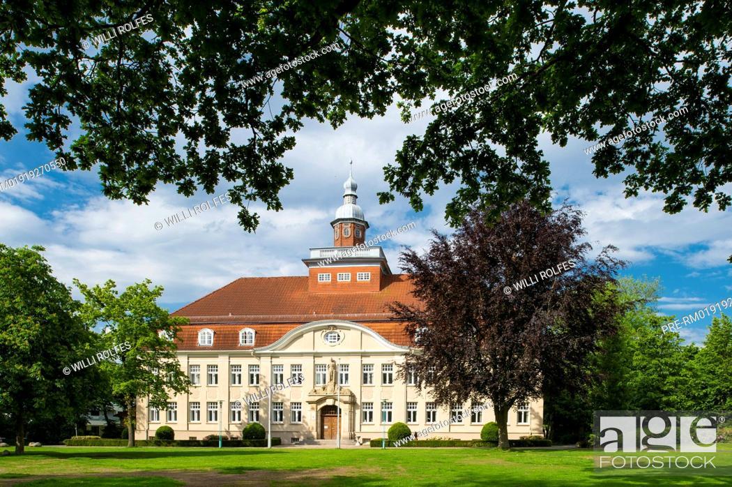 Local Court Building Cloppenburg Cloppenburg District Lower Saxony