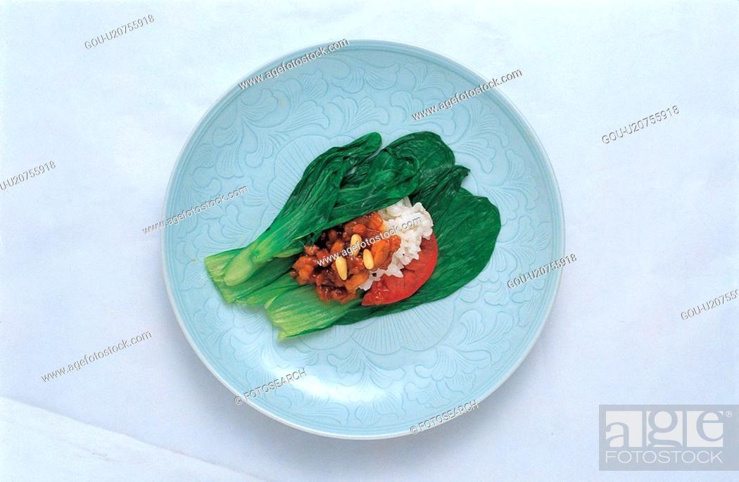 Stock Photo: korea culture, cuisine, rice, korean cuisine, korean food, food.
