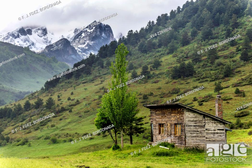 Oza Valley Also Called Selva De Oza Valles Occidentales Nature Park Huesca Pyrenees Stock Photo Picture And Rights Managed Image Pic Xv4 2269806 Agefotostock