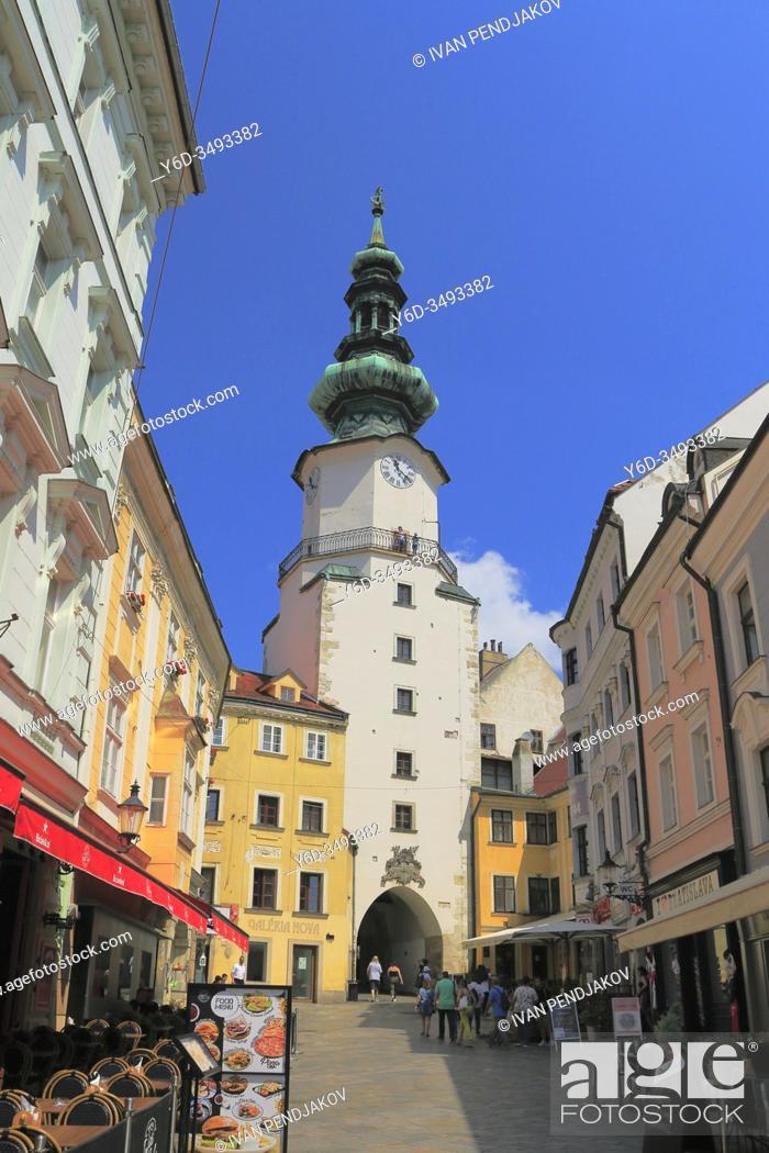 Imagen: Bratislava, Slovakia.