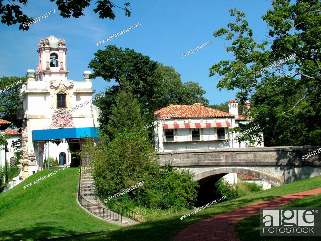 Centerport, NY, New York, Long Island, Vanderbilt Museum