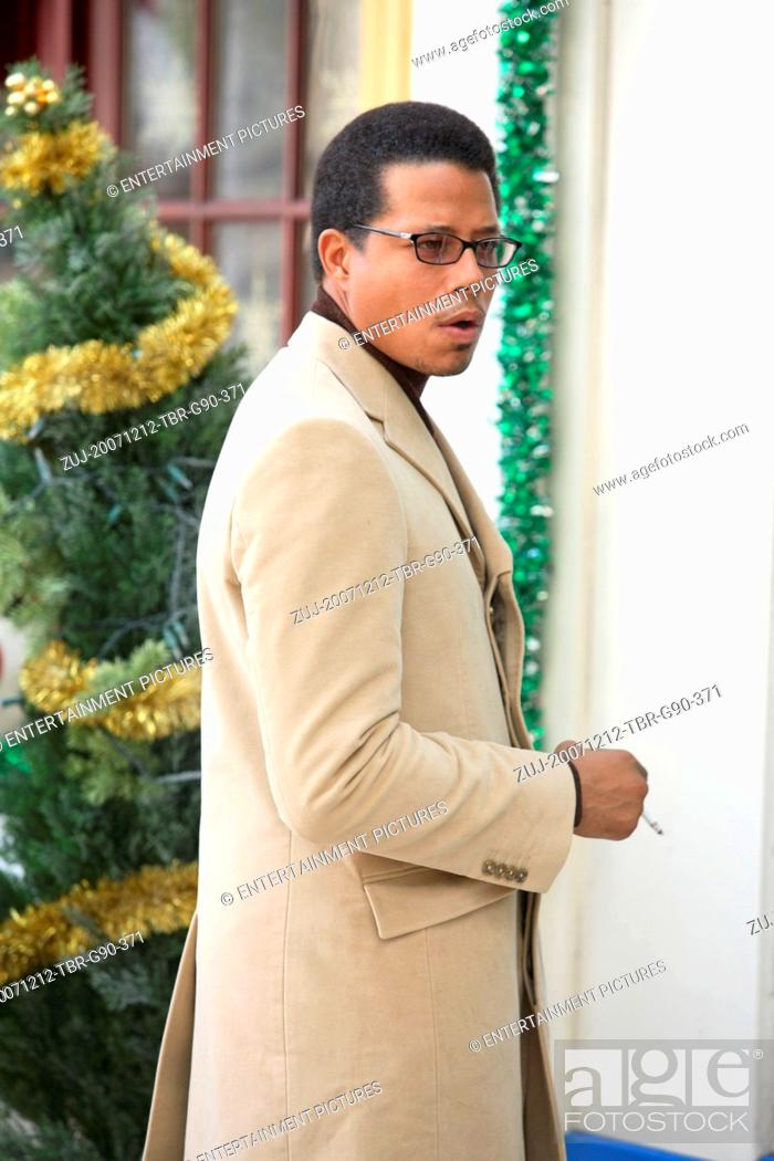 Stock Photo: RELEASE DATE: December 12, 2007. MOVIE TITLE: The Perfect Holiday. STUDIO: Capital Arts Entertainment. PLOT: A young girl turns to a department store Santa in.