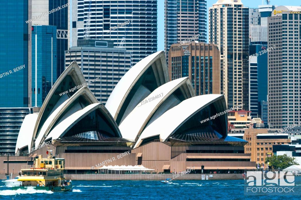 Stock Photo: Sydney, Australia.