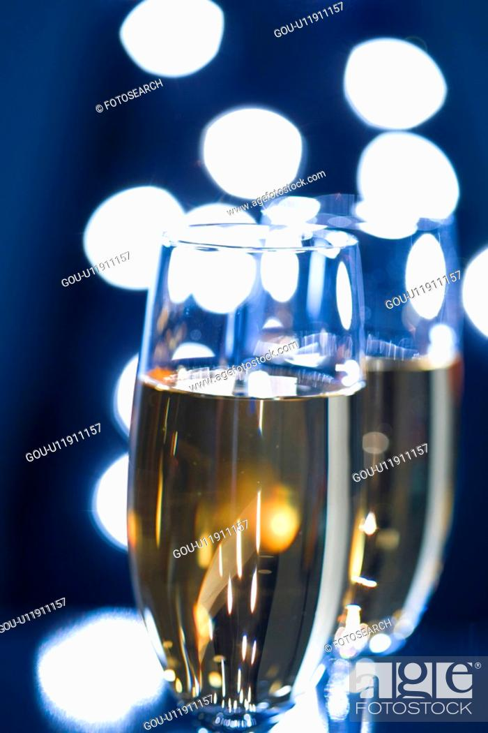 Stock Photo: Champagne.