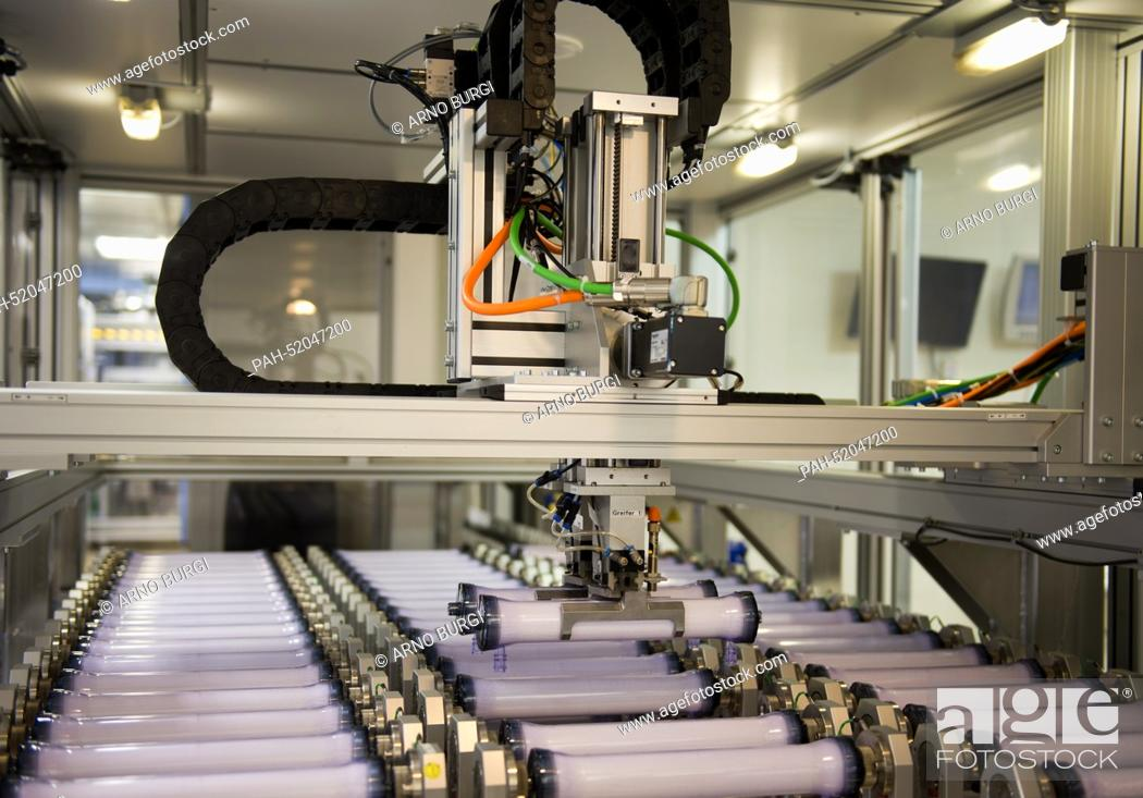 Dialyzers are produced in a clean room of B  Braun Avitum Saxonia