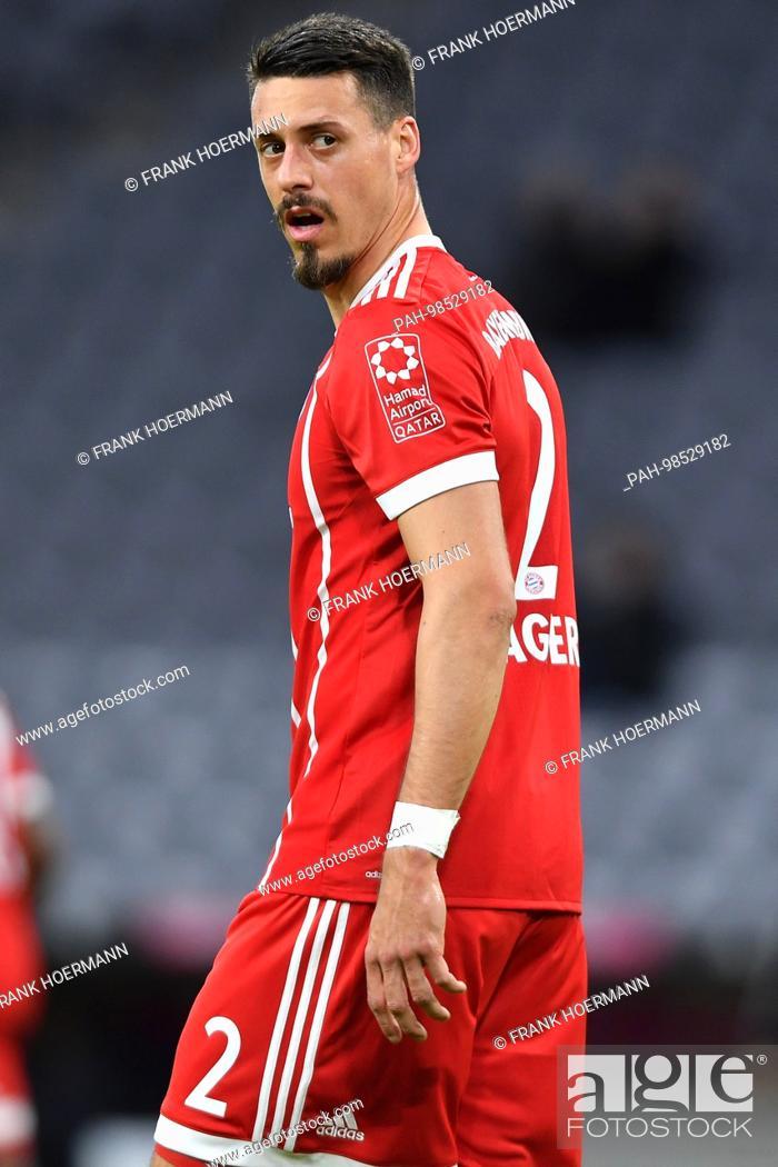 Sandro Wagner Fc Bayern Munich Aktion Einzelbild Angeschnittenes