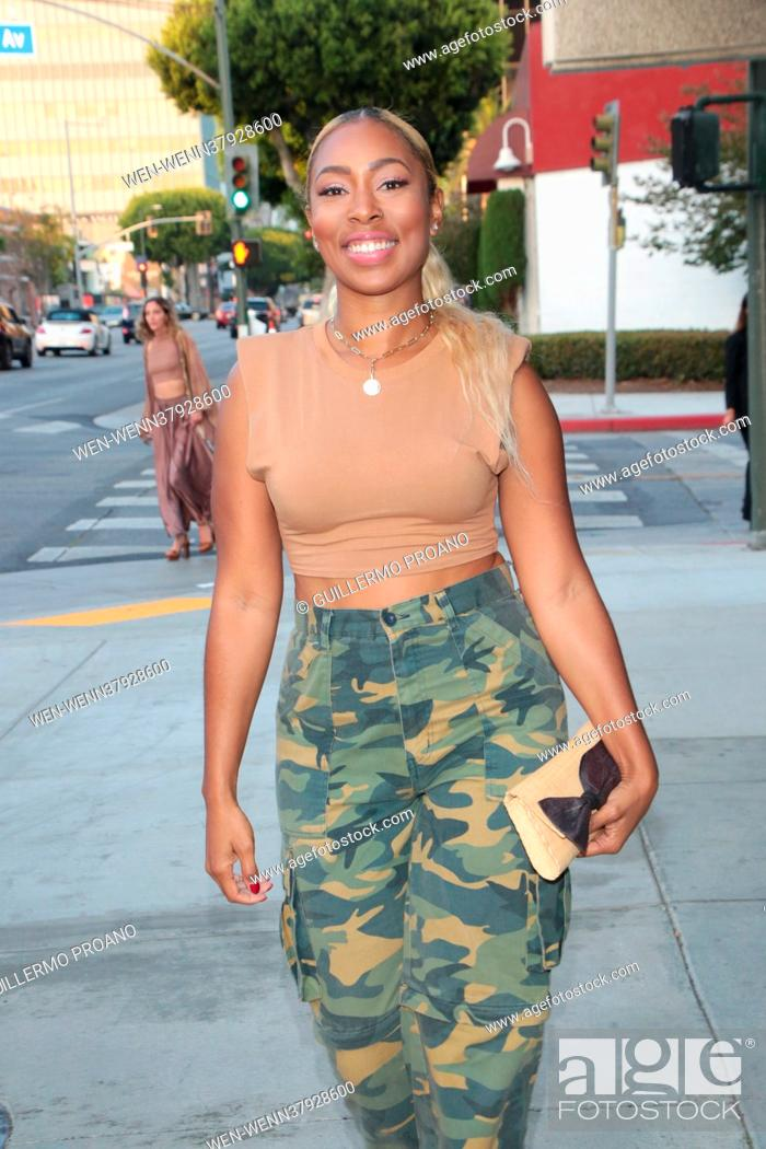 Stock Photo: Cracka Film Premiere at Cinelounge in Hollywood, California Featuring: Niki McElroy Where: LA, California, United States When: 18 Jun 2021 Credit: Guillermo.