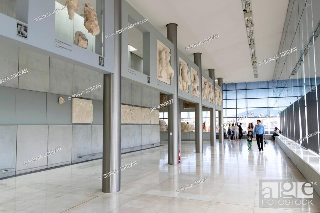 Imagen: Acropolis Museum, Athens, Greece.
