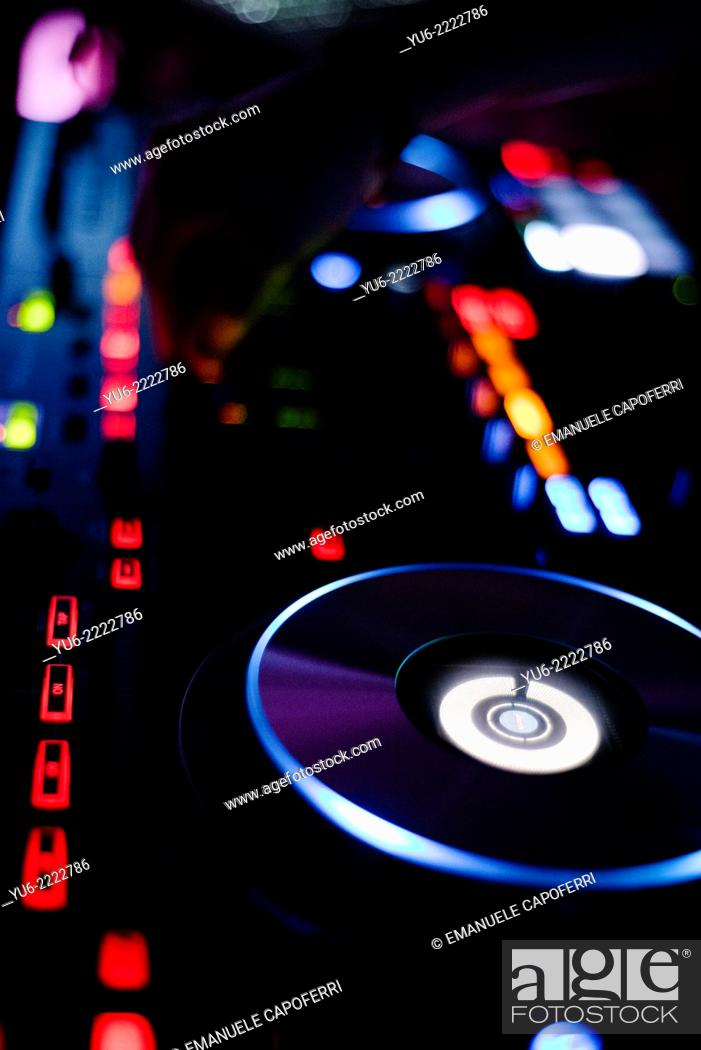 Stock Photo: Console by deejay.