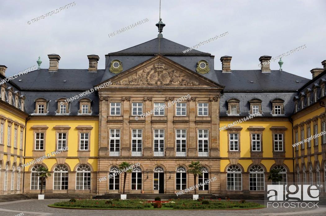 Imagen: Arolsen castle, Bad Arolsen, Waldeck-Frankenberg district, Hesse, Germany / Residenzschloss Arolsen, Bad Arolsen, Landkreis Waldeck-Frankenberg, Hessen.