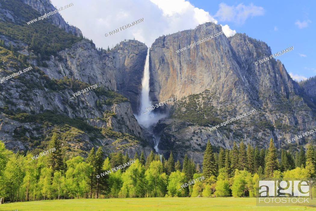 Imagen: Yosemite National Park, California, USA.