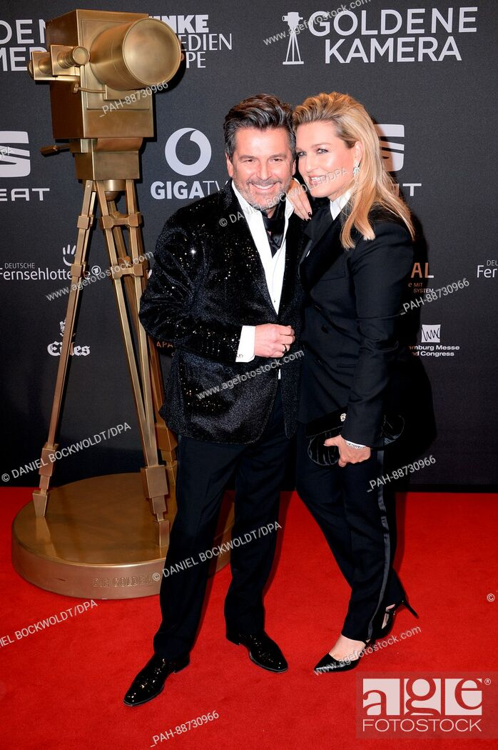 Thomas Anders Wife Kai Pflaume Thomas Anders And His Wife Claudia Anders Instagram Moderntalking Thomas Dieter Dieterbohlen I Thomasanders Official Lilliefso Images