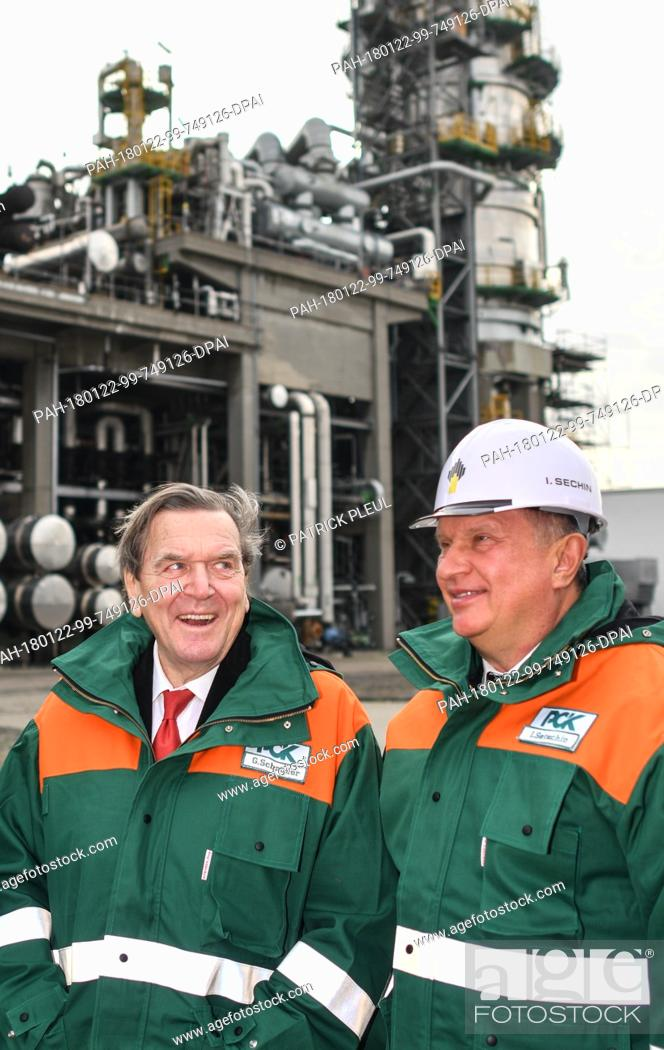 Image result for Gerhard Schroeder and Igor Sechin and Rosneft