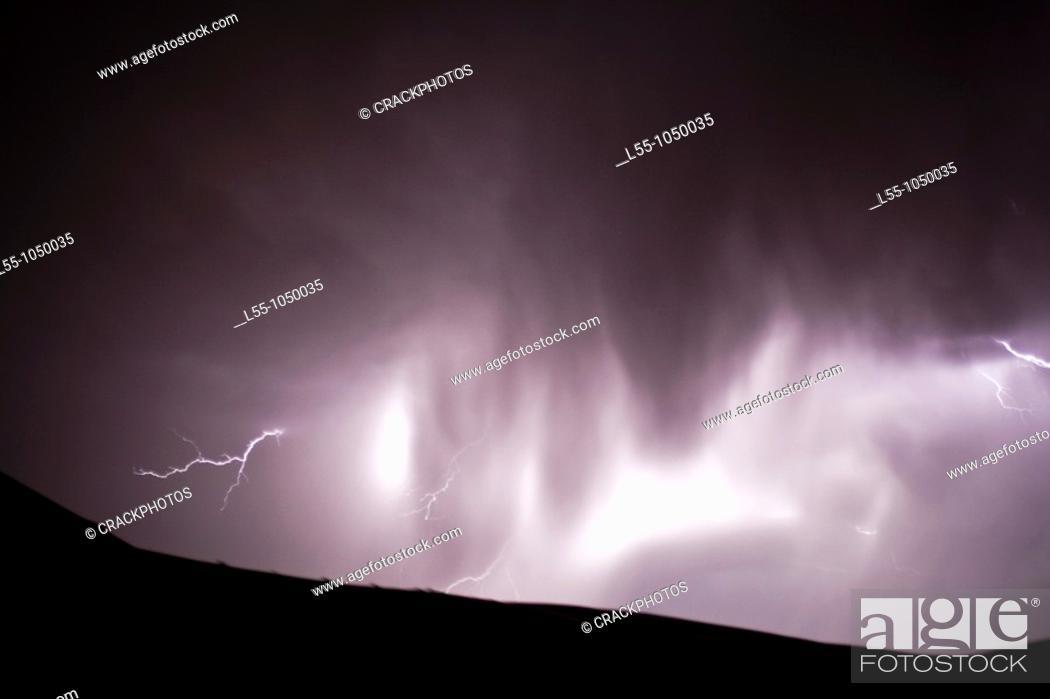 Stock Photo: Thunderstorm.