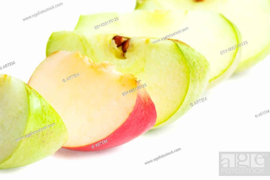Imagen: Apples.