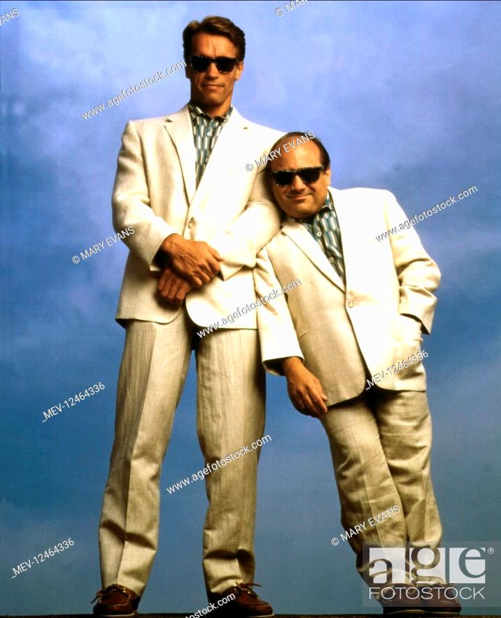 Arnold Schwarzenegger Danny Devito Characters Julius Benedict Stock Photo Picture And Rights Managed Image Pic Mev 12464336 Agefotostock