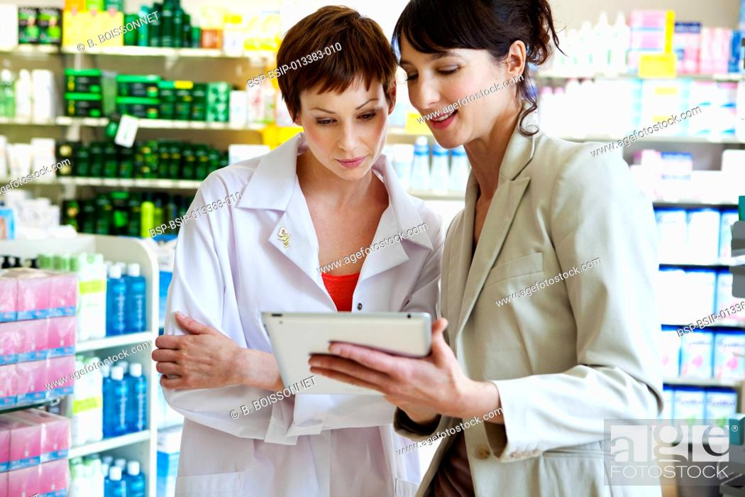 PHARMACEUTICAL SALES REPRESENTATIVE, Stock Photo, Picture And ...