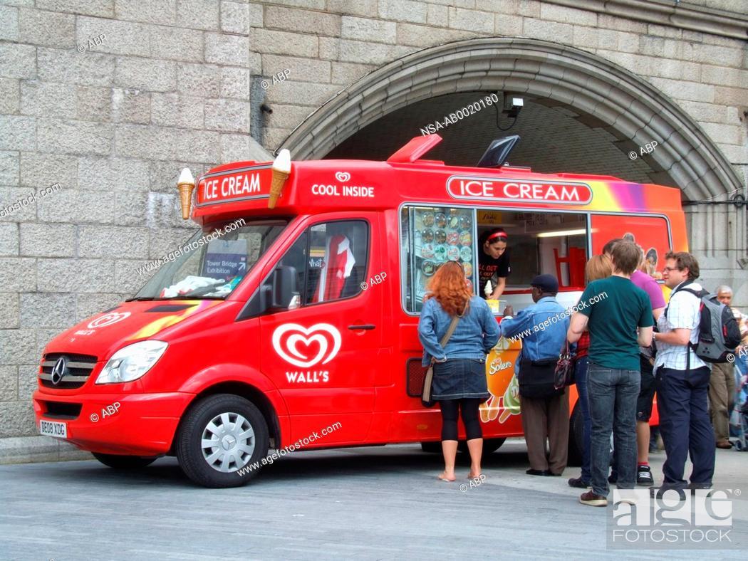 85fbde4bd0 Foto de stock - Ice Cream Van
