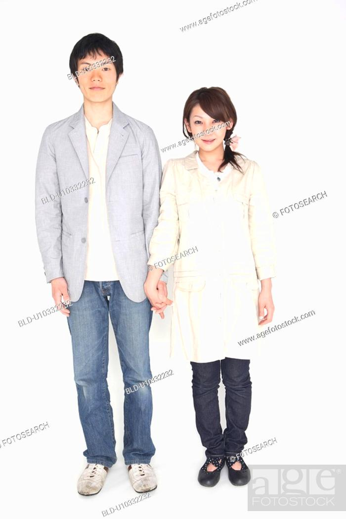Stock Photo: Image of couple.