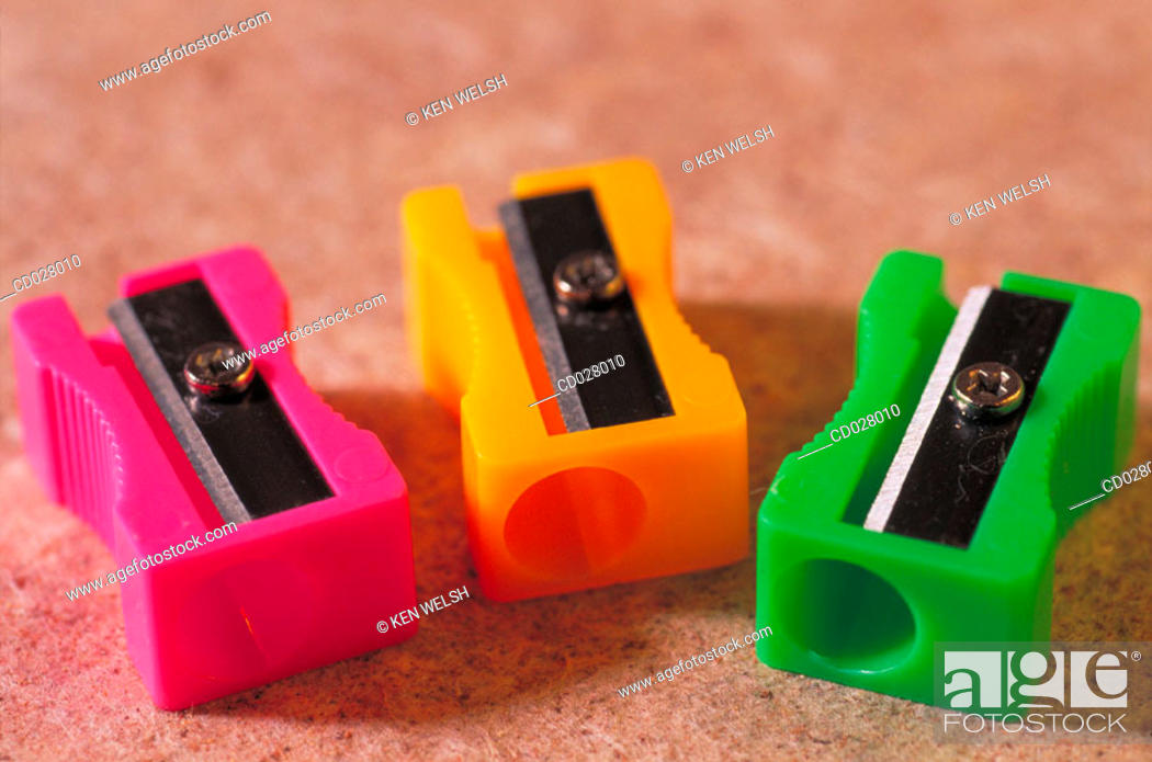 Stock Photo: Sharpeners.