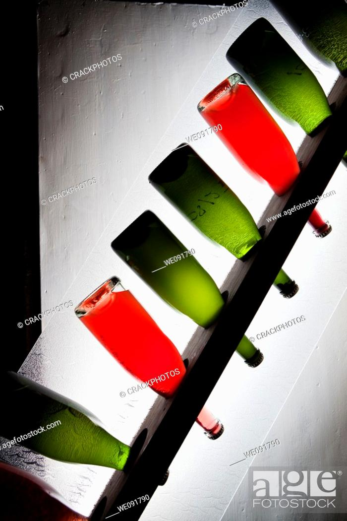 Stock Photo: Distillery.