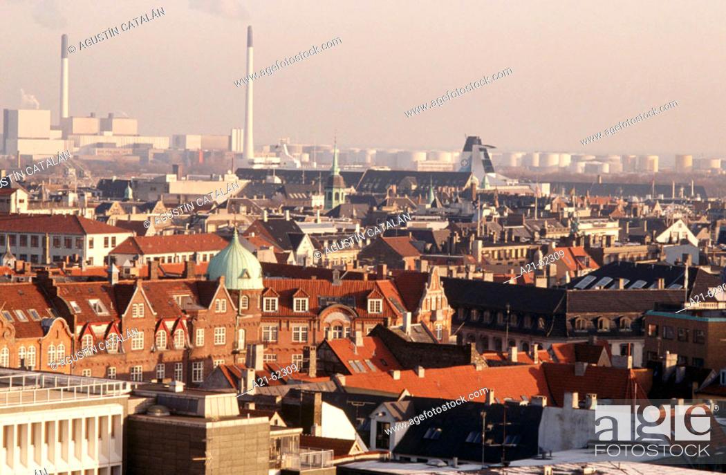 Stock Photo: Copenhagen, Denmark.