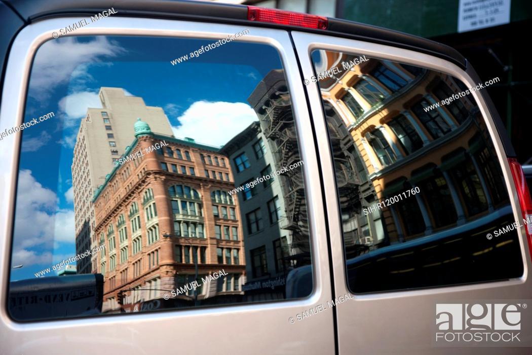 Stock Photo: USA, New York,.