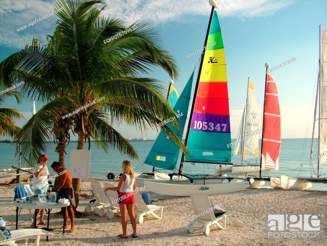Key Biscayne Miami Fl Florida Virginia Key Biscayne Bay Beach