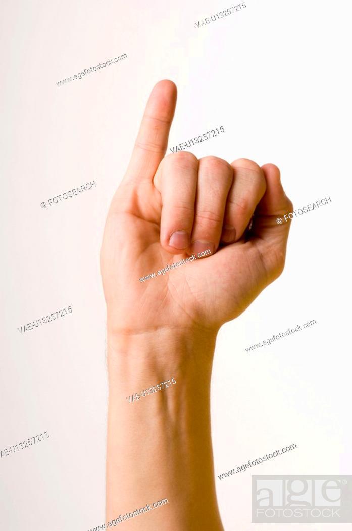 Stock Photo: male, gesture, LANGUAGE, juha, hand, anatomy.