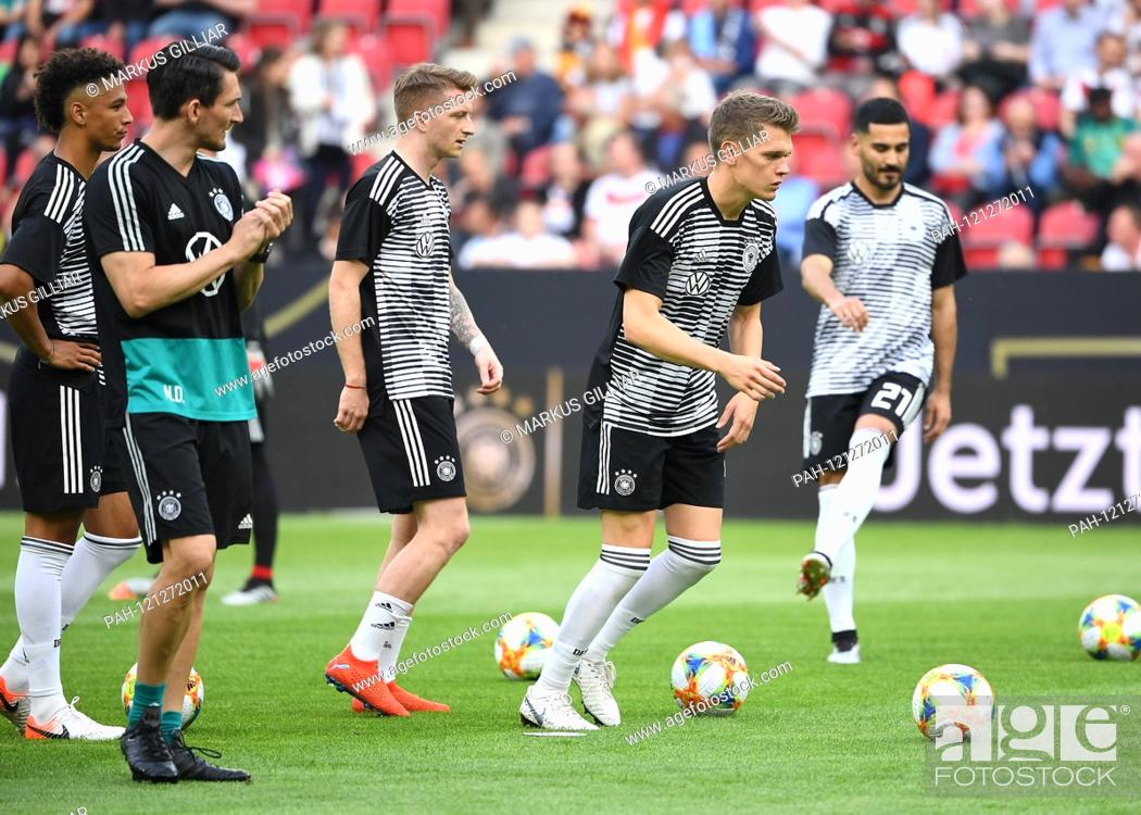 Thilo Kehrer Germany Fitness Coach Nicklas Dietrich Dfb Stock Photo Picture And Rights Managed Image Pic Pah 121272011 Agefotostock