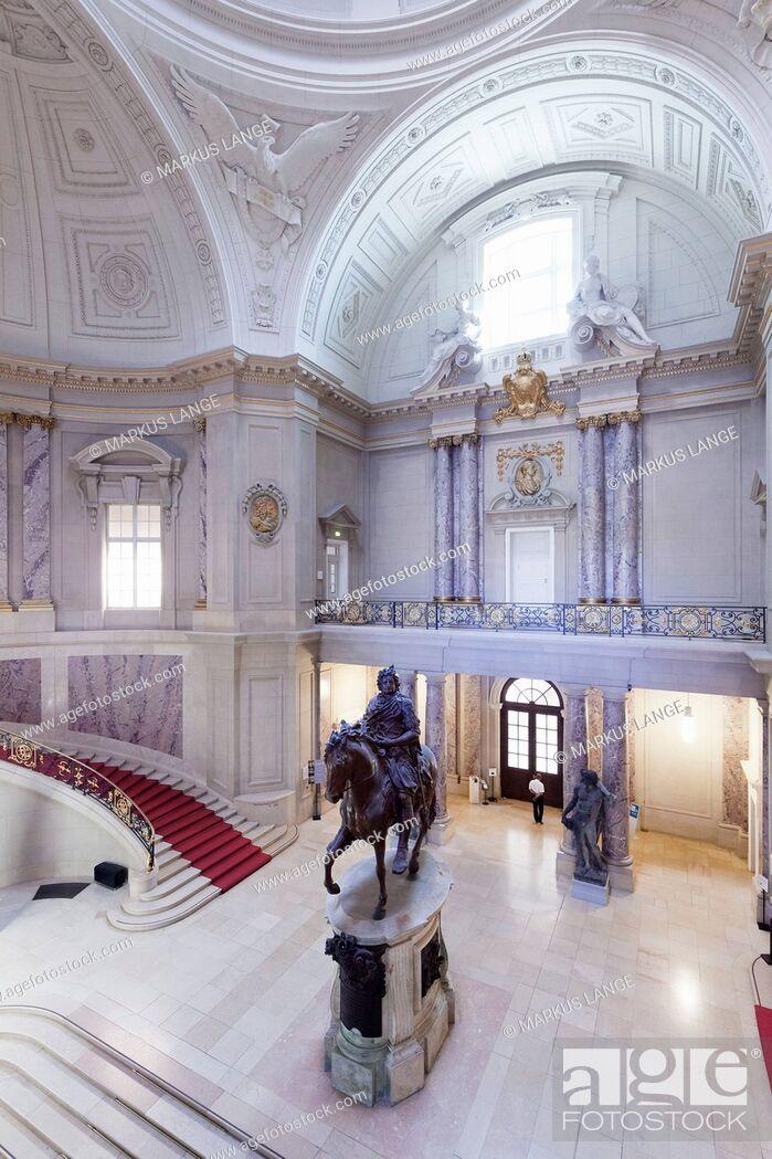 Imagen: Foyer, shipbuilder museum, Museumsinsel / Museum Island, UNESCO world cultural heritage, middle, Berlin, Germany.