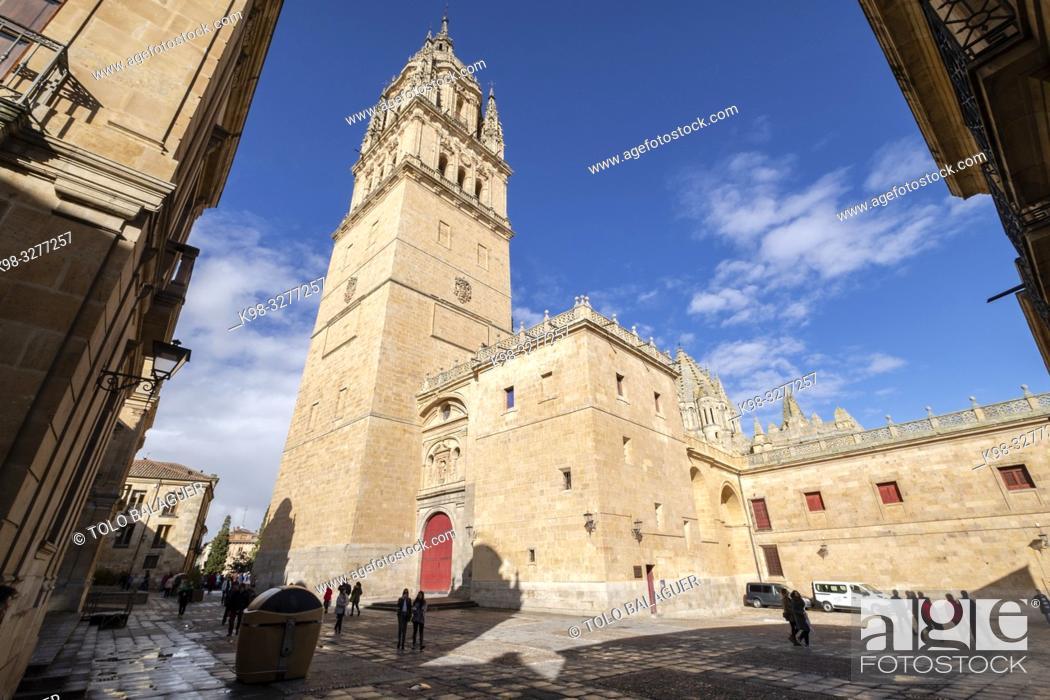 Imagen: Salamanca, comunidad autónoma de Castilla y León, Spain.