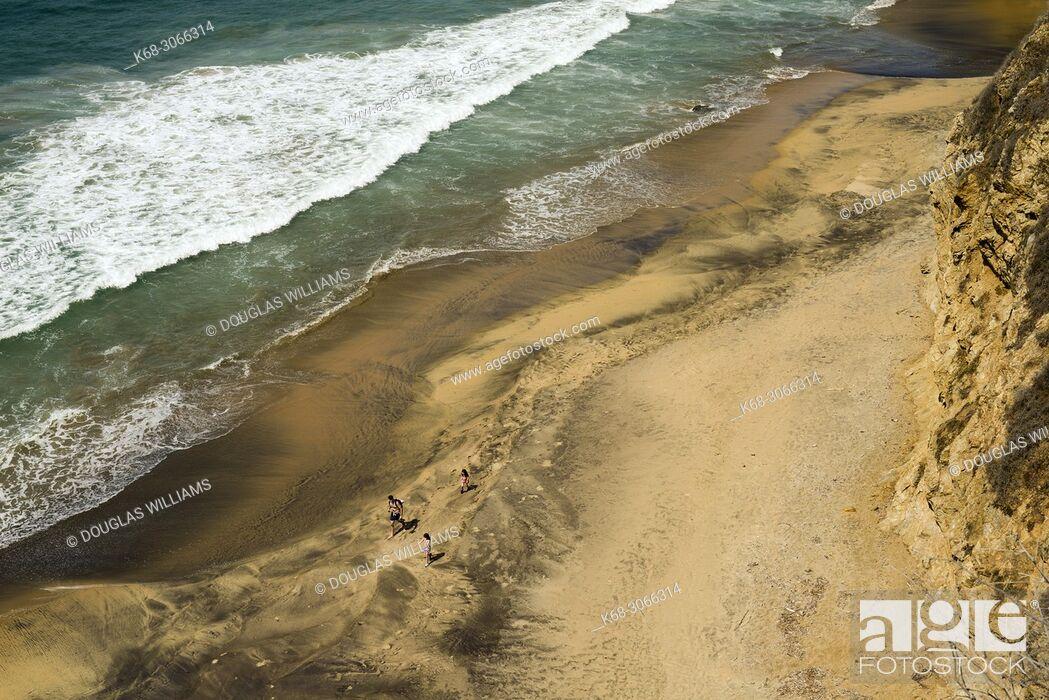 Imagen: Beach near San Agustinillo, Oaxaca, Mexico.