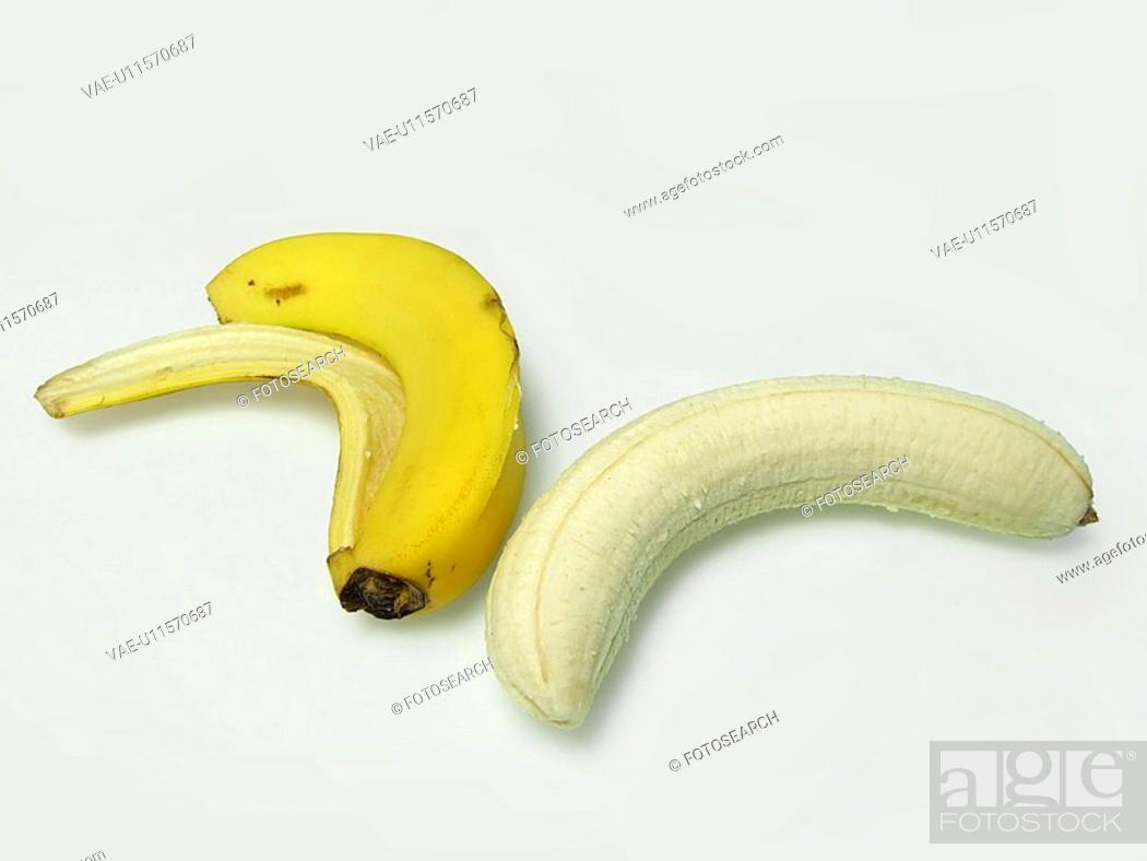 Stock Photo: Banana, Bananas, Fruits, Fruit, Juice, Food.