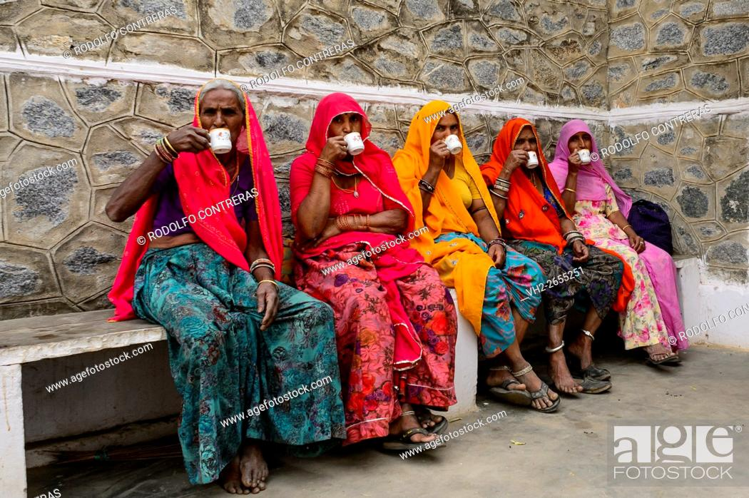Stock Photo: Barefoot College in Tilonia, Rajasthan.