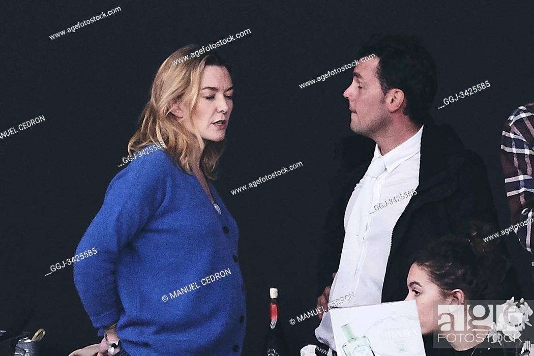 Stock Photo: Sergio Alvarez Moya, Marta Ortega attends Madrid Horse Week - Day 1 at IFEMA on November 29, 2019 in Madrid, Spain.