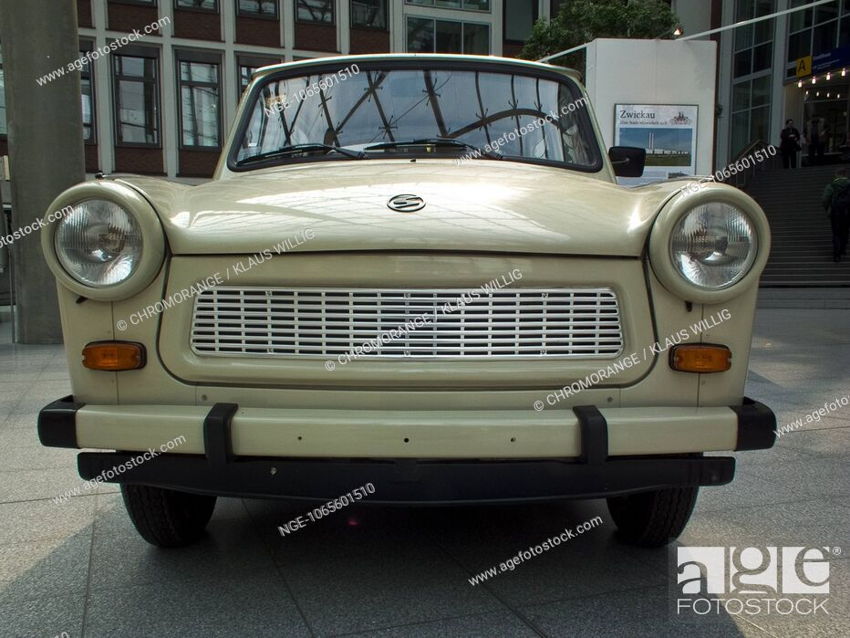 Imagen: Trabant 601.