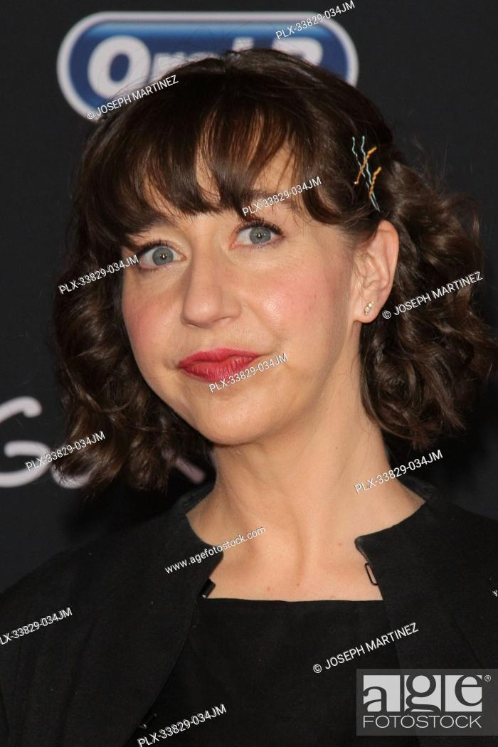 "Stock Photo: Kristen Schaal at Disney/Pixar's """"Toy Story 4"""" World Premiere held at El Capitan Theatre, Hollywood, CA, June 11, 2019."