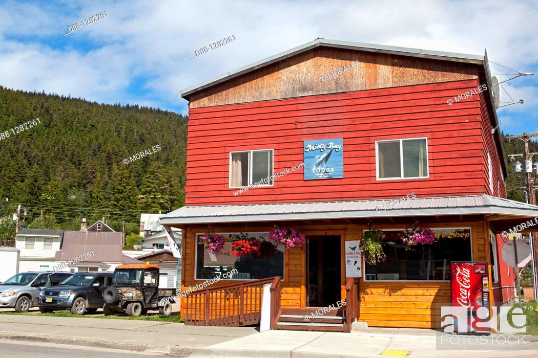 Hoonah South West Alaska Hoonah Is A Tlingit Community On Chichagof